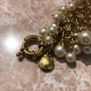 J. Crew Jewelry - JCrew chunky pearl bracelet